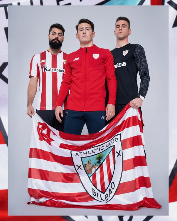 Nuove divise Athletic Club Bilbao 2020-21