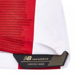 Etichetta New Balance maglia Bilbao