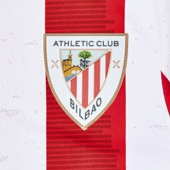 Stemma Athletic Club Bilbao su maglia 2020-21