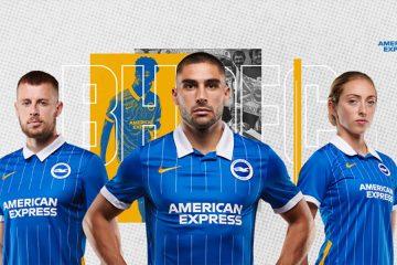 Maglie Brighton 2020-2021 Nike