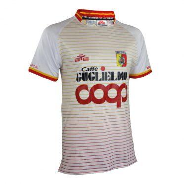 Seconda maglia Catanzaro 2020-21 bianca