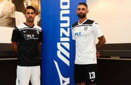 Le nuove maglie del Cesena 2020-2021