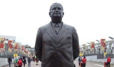 Herbert Chapman statua