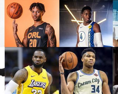 Nba City Edition 2019-2020