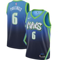 Maglia Dallas Mavs City Edition