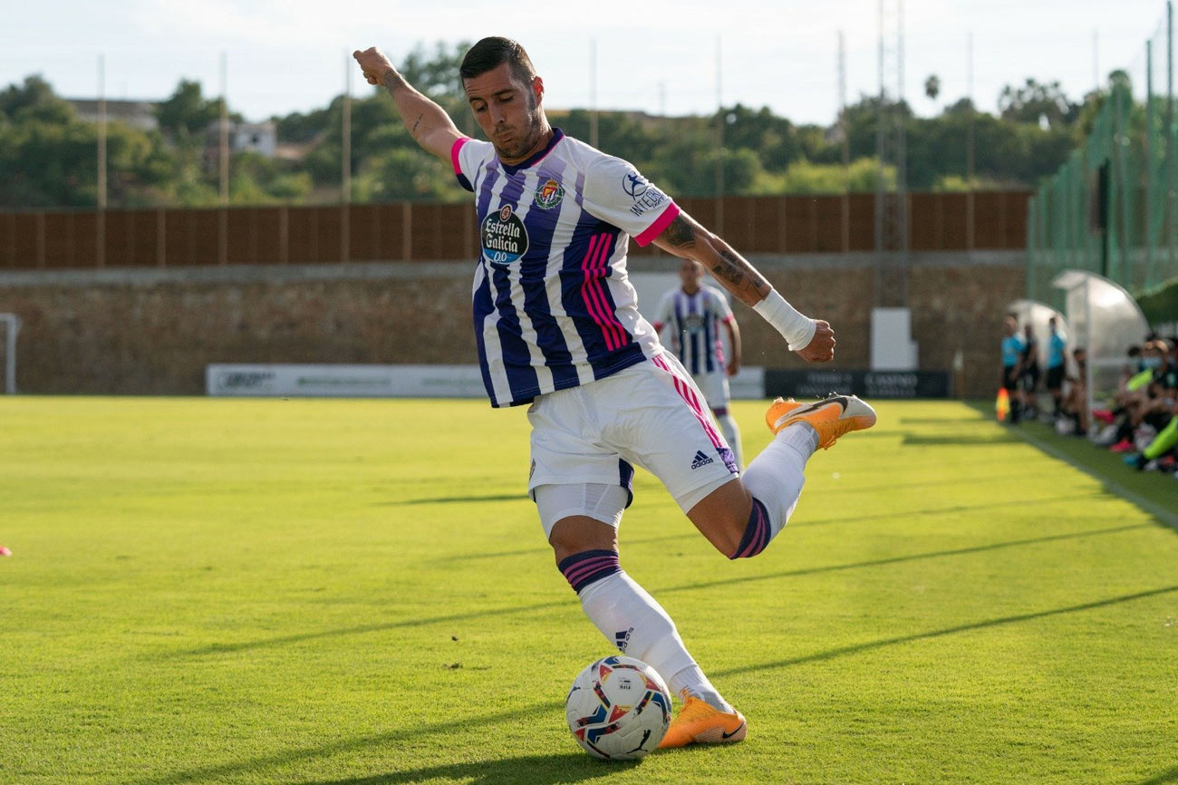 Maglie Real Valladolid 2020-2021, viola e fucsia per i Pucelanos