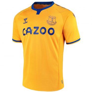 Maglia Everton away 2020-2021