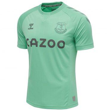 Terza maglia Everton 2020-2021 verde