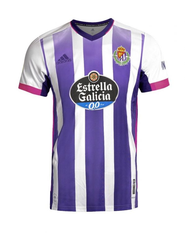 Maglia Real Valladolid 2020-2021