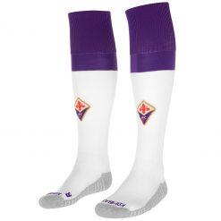 Calzettoni Fiorentina 2020-2021 away bianchi
