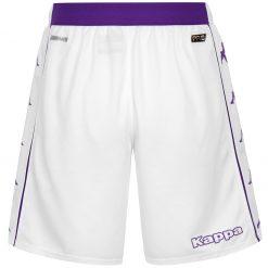 Pantaloncini Fiorentina 2020-2021 bianchi Kappa