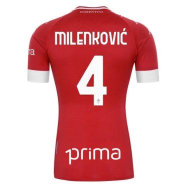 Terza maglia Fiorentina rossa 2020-21