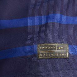 Francia etichetta Nike
