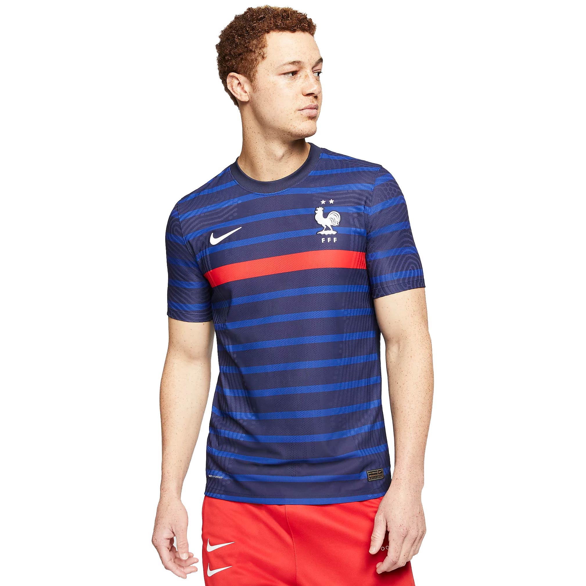 Maglie Francia Europei 2020-2021, il filo rosso di Nike