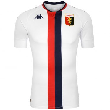 Seconda maglia Genoa 2020-2021 Kappa