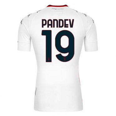 Genoa maglia trasferta Pandev 19
