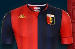 Nuova maglia Genoa 2020-21