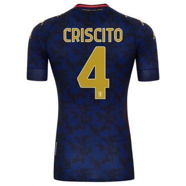Genoa terza maglia 2020-21 di Criscito 4