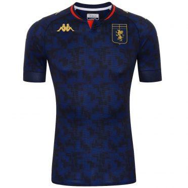 Terza maglia Genoa 2020-2021 Kappa