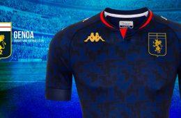 Nuova terza maglia Genoa 2020-21