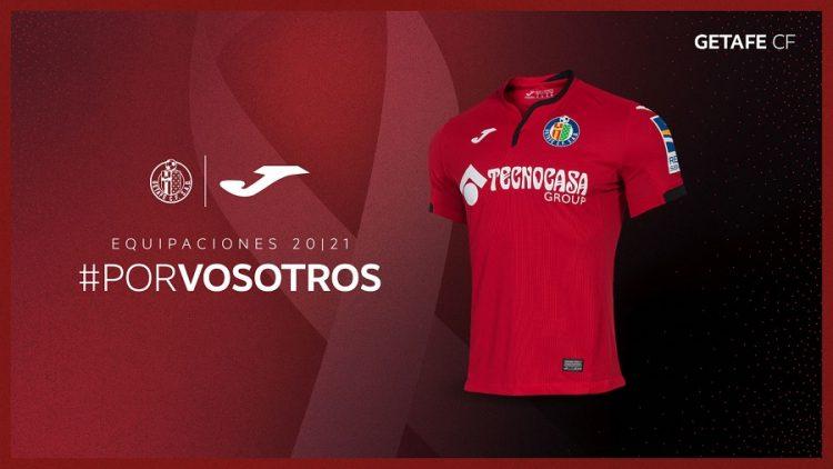 Seconda maglia Getafe 2020-21