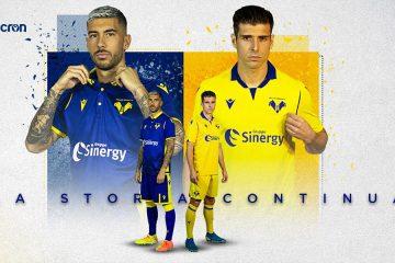 Hellas Verona maglie 2020-2021