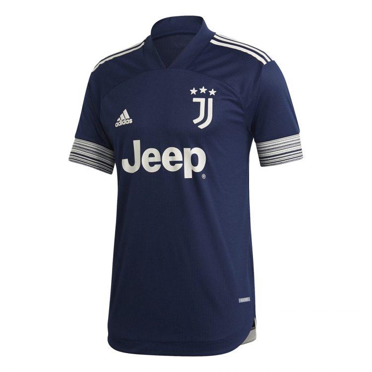 Seconda maglia Juventus 2020-2021 blu