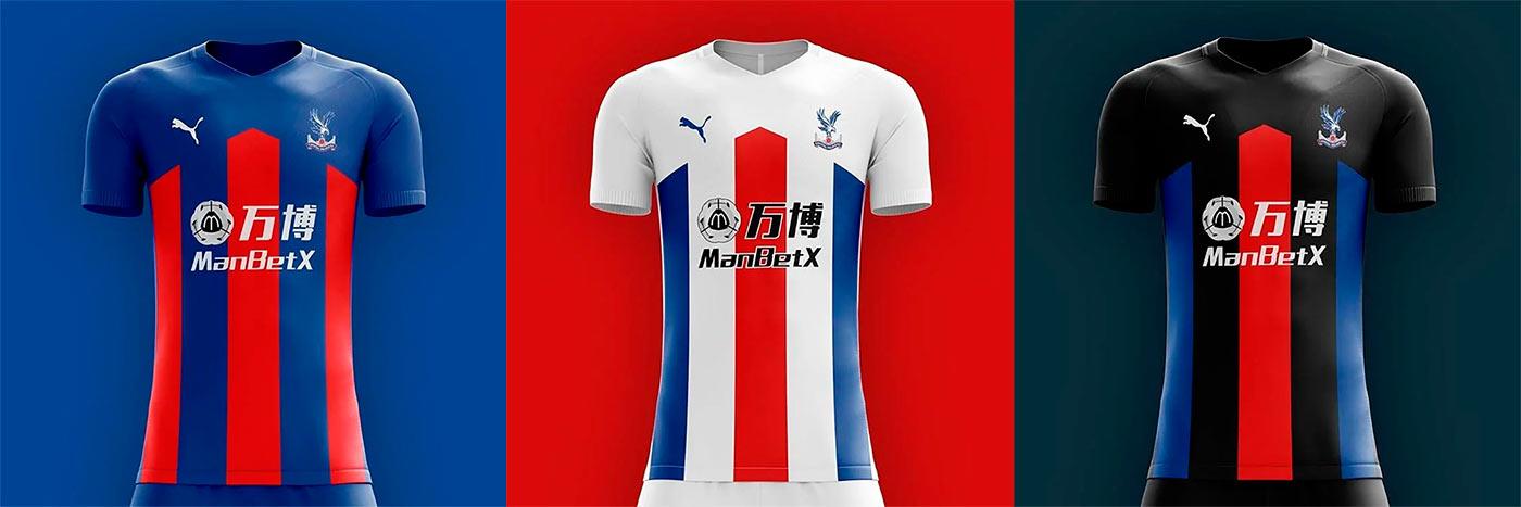 Maglie Crystal Palace 2020-2021, le novità di Puma