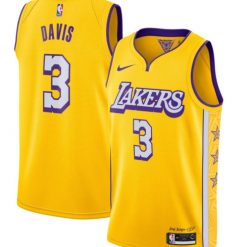 Maglia Lakers City Edition 2020