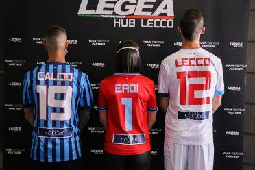 Font Lecco 2020-2021 Legea Serie C