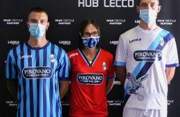 Maglie Lecco Calcio 2020-2021 Legea