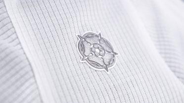 La rosa di York sulla maglia del Leeds