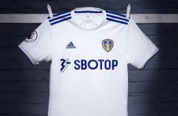 Nuova maglia Leeds 2020-21