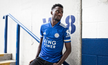 Kit Leicester 2020-21