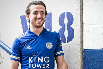 La nuova maglia del Leicester 2020-21