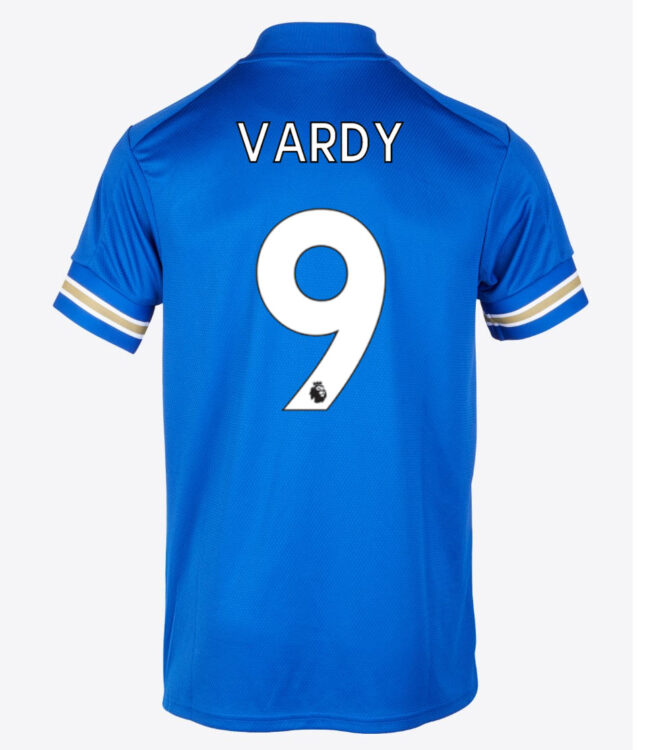 Maglia Leicester Vardy 9