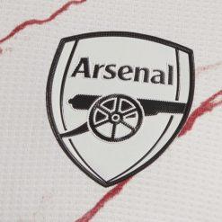 Stemma Arsenal maglia trasferta