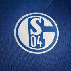 Logo Schalke 04 ricamato