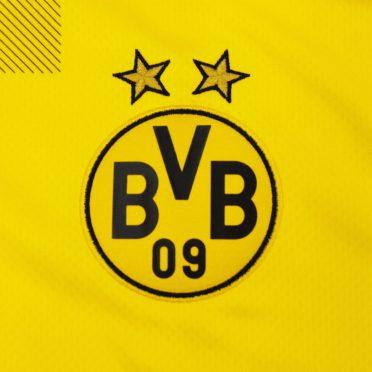 logo bvb maglia coppe borussia 2020-2021