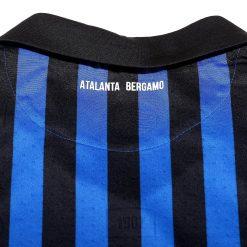 Retro collo prima maglia Atalanta