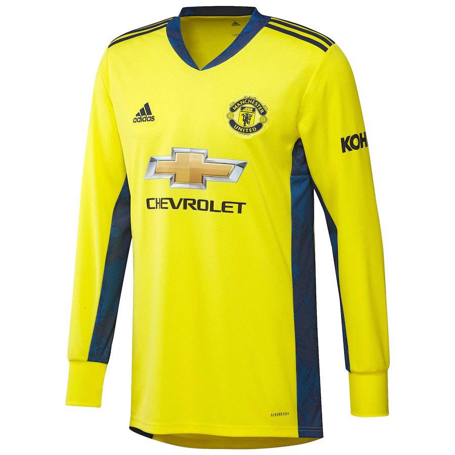 Seconda maglia Manchester United 2020-2021, dallo stadio alla strada