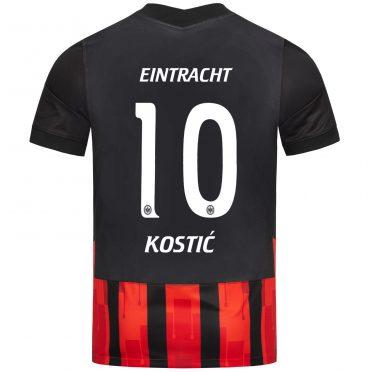 Maglia Eintracht Francoforte 2020-21 - Kostic