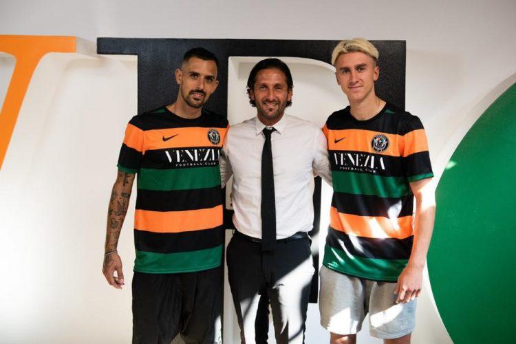 Divisa Venezia 2020-2021