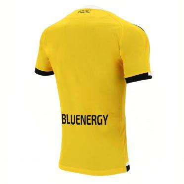 Terza maglia Udinese 2020-2021 gialla retro