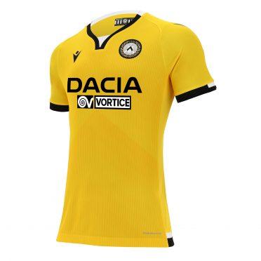 Terza maglia Udinese 2020-2021 gialla
