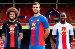 Maglie Crystal Palace 2020-2021 Puma