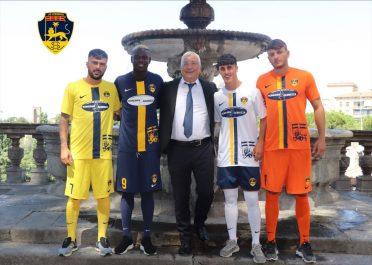 Divise Viterbese 2020-2021 Serie C