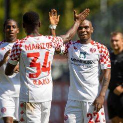 La divisa away del Mainz 05 firmata Kappa