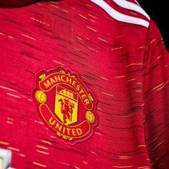 Manchester United stemma ricamato