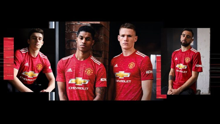 Kit Manchester United 2020-21 adidas